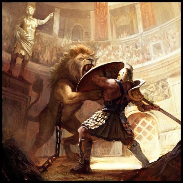 lejonost_gladiator